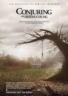 """Neues Videomaterial zu """"Conjuring - Die Heimsuchung"""" - ab 01. August 2013 im Kino!"""
