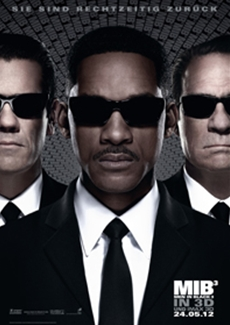 Gewinnspiel - Men in Black 3