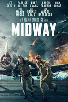 MIDWAY - FÜR DIE FREIHEIT - Ab 20. März 2020 als DVD, Blu-ray, Blu-ray im limitierten Steelbook, 4K Ultra HD Blu-ray und digital erhältlich