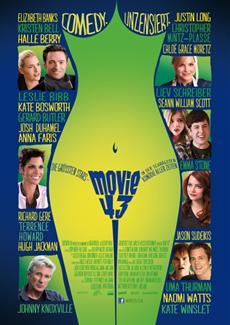 Der WOW-Cast aus MOVIE 43 - Skurrile Fakten über die Stars