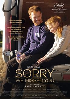 Trailer zu SORRY WE MISSED YOU