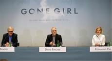 Kinostart | GONE GIRL - DAVID FINCHER UND ROSAMUND PIKE ZU GAST IN BERLIN
