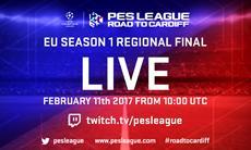 KONAMI: PES LEAGUE ROAD TO CARDIFF - live dabei sein beim Vorentscheid im Camp Nou des FC Barcelona