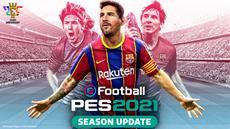 KONAMI verkündet eFootball PES 2021 SEASON UPDATE - Veröffentlichung am 15. September