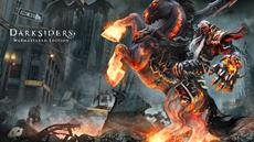 KRIEG hat das Schlachtfeld gewechselt! Darksiders Warmastered Edition jetzt auf Nintendo Switch<sup>&trade;</sup> verf&uuml;gbar