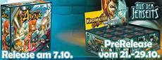 """Krosmaster Arena 2.0 und Figurenserie """"Aus dem Jenseits"""" angekündigt"""
