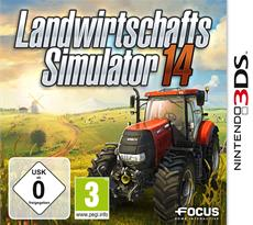 Der Landwirtschafts-Simulator 14 pfl&uuml;gt bald auf Nintendo 3DS<sup>&trade;</sup> und PlayStation<sup>&reg;</sup>Vita - astragon und Focus Home Interactive k&uuml;ndigen neuen Titel von GIANTS Software an