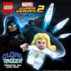 LEGO Marvel Super Heroes 2 veröffentlicht DLC-Paket Cloak And Dagger