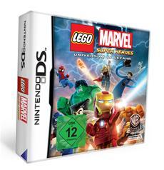LEGO Marvel Super Heroes: Universum in Gefahr jetzt für Nintendo DS erhältlich!