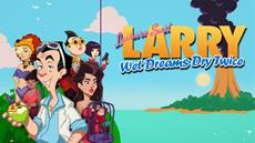 Leisure Suit Larry - Wet Dreams Dry Twice erscheint am 18. Mai für PlayStation 4, Xbox One und Nintendo Switch