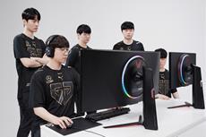 LG UltraGear fördert gemeinsam mit Gen.G den E-Sport weltweit