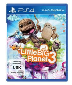 LittleBigPlanet<sup>&trade;</sup>3 mit zwei gamescom awards ausgezeichnet