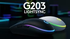 Logitech G203 LIGHTSYNC Maus - Gaming Leistung zu einem erschwinglichen Preis