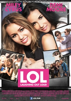 LOL - LAUGHING OUT LOUD mit Miley Cyrus ab 31.Mai im Kino