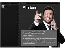 """Lothar Matthäus ist """"11 Legends Allstar"""" - Upjers verleiht dem Weltfußballer Lothar Matthäus den Titel """"Allstar"""""""