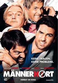 MÄNNERHORT - Ab 2. Oktober 2014 im Kino