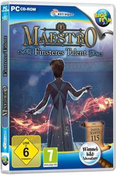 Maestro: Finsteres Talent - Unheimliche Sirenengesänge aus dem Jenseits