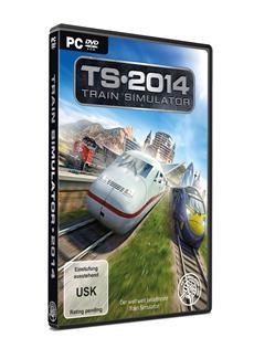 Making of Train Simulator 2014 - ein Blick hinter die Kulissen