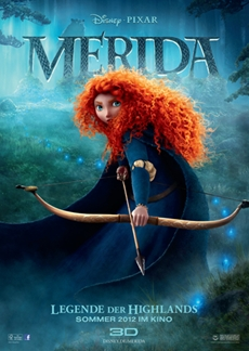 MERIDA - LEGENDE DER HIGHLANDS: Magisches Schottland