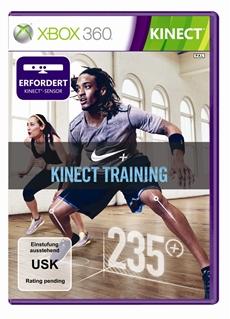 Neue Workouts für Nike+ Kinect Training ab sofort verfügbar