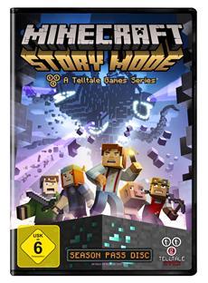 Minecraft: Story Mode - A Telltale Games Series erscheint am 30. Oktober 2015
