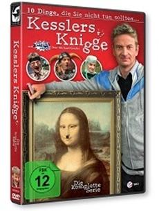 """Mitmachen und eine """"Kesslers Knigge"""" DVD gewinnen"""