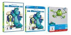 Monströs große Video-Vorschau zum DVD- und Blu-ray-Start von DIE MONSTER UNI
