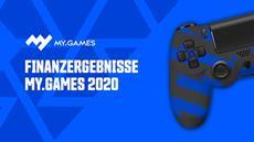 My.Games erzielt Umsatzzuwächse von 30% im Finanzjahr 2020