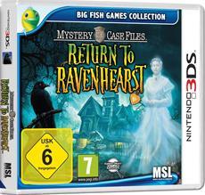 Mystery Case Files: Return to Ravenhearst - jetzt auch für Nintendo 3DS erhältlich!
