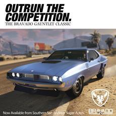 Neu in GTA Online: Neues Muscle-Car, Boni für Casinoarbeit, GTA$-Geschenk & mehr