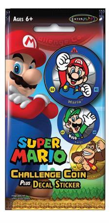 Neue Booster-Artikel f&uuml;r den Fachhandel: die Super Mario Challenge Coins und die Zelda<sup>&reg;</sup> Collector TagsNeue Booster-Artikel f&uuml;r den Fachhandel: die Super Mario Challenge Coins und die Zelda<sup>&reg;</sup> Collector Tags