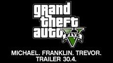 Neue Grand Theft Auto V-Trailer heute um 17 Uhr