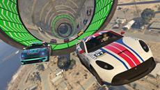 Neue Stuntrennen und -Fahrzeuge für GTA Online: Cunning Stunts