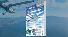 """Neues GameStar Sonderheft zum Microsoft """"Flight Simulator"""" so begehrt, dass es nachgedruckt werden muss"""