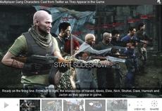 Neues Waffenfeature, erstes Multiplayer-Video diese Woche und Gewinner des Multiplayer Character-Castings