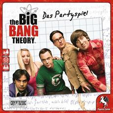 Neuheitenübersicht Pegasus Spiele 2. Halbjahr 2013 - The Big Bang Theory Das Partyspiel