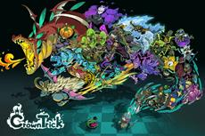 News release: Synchronous turn-based roguelike Crown Trick receives release date for Switch and PC