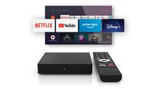 Nokia Streaming Box 8000 unter Android ermöglicht Zugriff auf Tausende von Apps und beliebte Streaming-Dienste