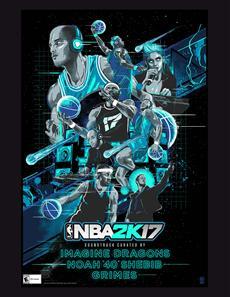 Ohren auf: NBA 2K17 Soundtrack