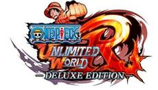 One Piece Unlimited World Red - Deluxe Edition angekündigt