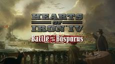 Paradox announces Hearts of Iron IV: Battle for the Bosporu