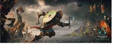 Assassin's Creed Valhalla - Erste Spielszenen-Trailer im Zuge der Inside XBox Mai Ausgabe veröffentlicht