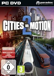 Cities in Motion 2 erscheint heute und simuliert lebendigen Stadtverkehr auf den PC