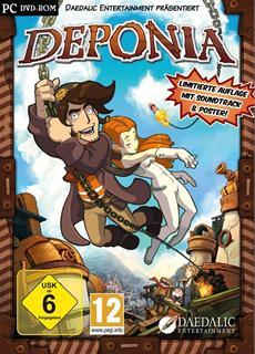 Deponia - The Complete Journey erscheint am 3. Juni 2014