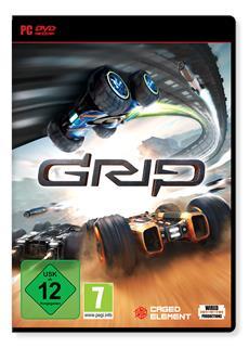 GRIP: Combat Racing veröffentlicht ein riesiges Update