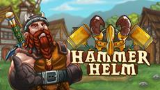 Das sehr positiv bewertete HammerHelm bahnt sich am 29. April den Weg aus der Early-Access-Phase von Steam