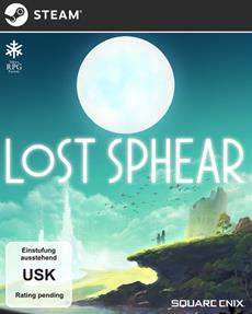 LOST SPHEAR - Ab sofort für Nintendo Switch, PlayStation 4 und STEAM erhältlich