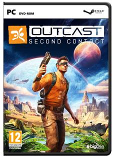 Outcast - Second Contact ab sofort im Handel erhältlich