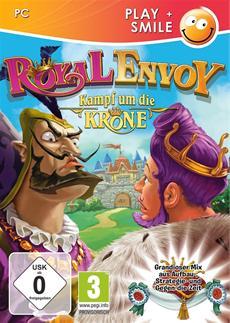 Schon wieder Stress im Königreich: play+smile kündigt Spin-Off von Royal Envoy an