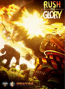 "Tower-Defense-Game ""Rush for Glory"" erobert die Läden"